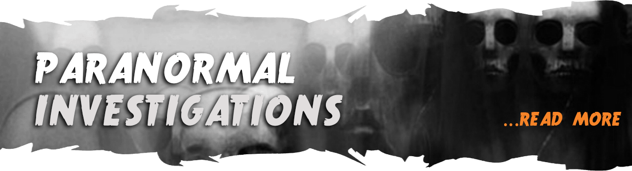 Paranormal-investigations