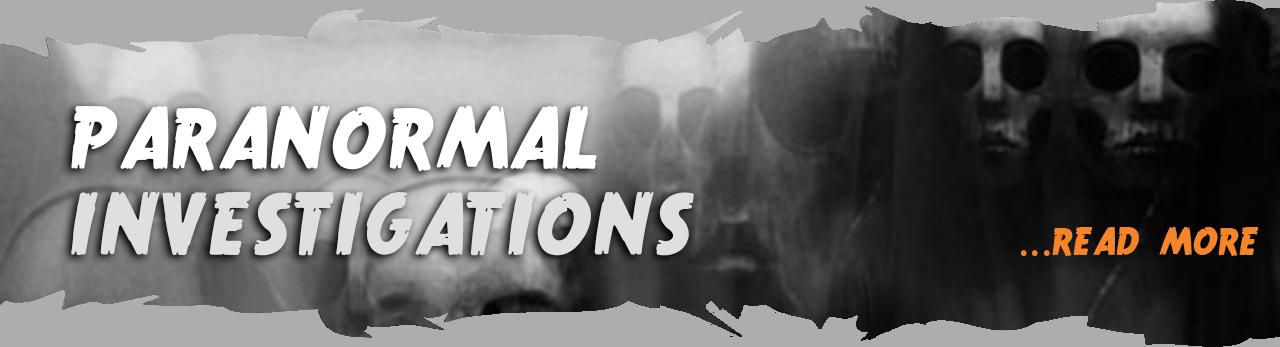 Paranormal-investigations