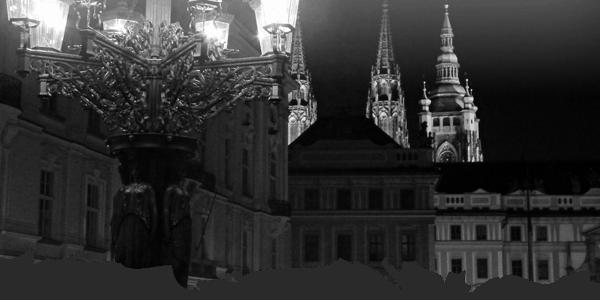 Prague-Castle-After-Dark