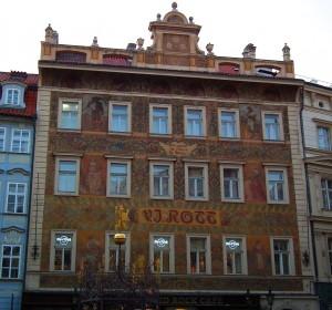 Rott's Ironmongers - The House of the Three White Roses