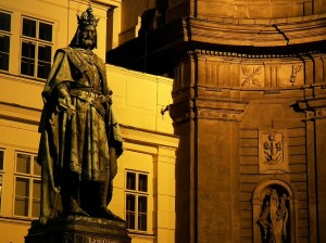 Statue of Charles IV
